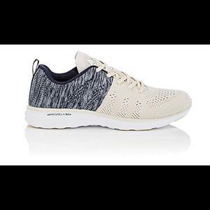 Lightly warn APL sneakers